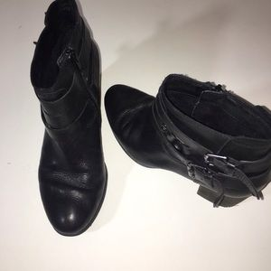 Josef Seibel Buckle Booties